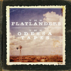 The-Flatlanders-The-Odessa-Tapes-Vinyl-LP-New-West-2012-NEW-SEALED-180gm