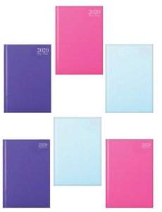 2020-ano-diario-A4-A5-pagina-un-dia-y-semana-para-ver-colores-de-moda-Cubierta-Dura