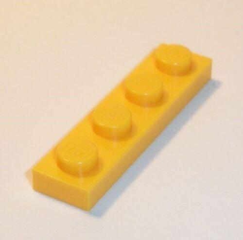 Twelve 1x4 Stud Thin Tile Bricks ID 3710 NEW Pick a Colour Lego