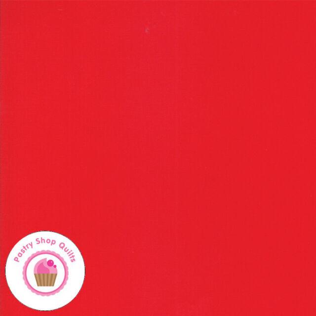 Moda Bella Solid Bettys Red 9900123-9900 123