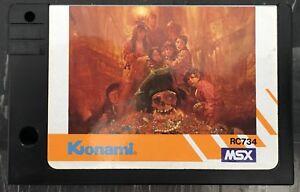 Goonies-MSX-Computer-Video-Game-Japan-Import-Vintage-Rare-Konami
