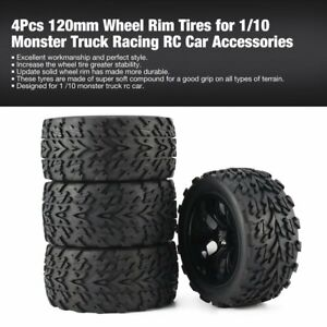 4Pcs-120mm-Wheel-Rim-Tires-for-1-10-Monster-Truck-Racing-RC-Car-Accessories
