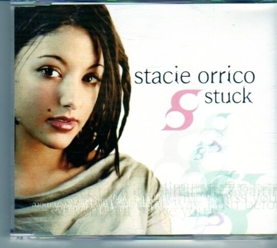 (DO252) Stacie Orrico, Stuck - 2003 CD