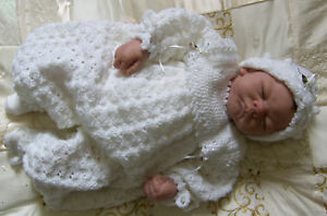 CROCHET-PATTERN-BABY-HEIRLOOM-CHRISTENING-SUIT-SET