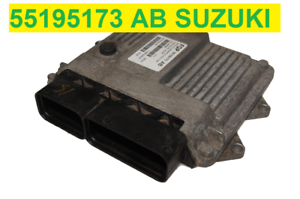 SUZUKI-ENGINE-CONTROL-ECU-55195173-AB
