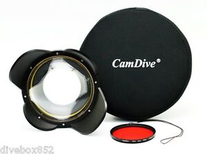 CamDive-Wide-Angle-Wet-Correctional-Dome-Port-Lens-for-Underwater-Housings-M67