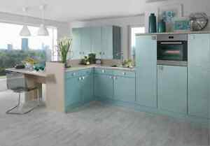 magnet kitchens astral blue intelliga fusion blue azure wren astral gloss senoplas 641