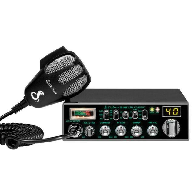 Cobra Electronics 29 NW Night Watch Backlit Professional CB Radio 1 yr. Warranty