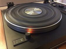 Vintage Sansui SR-717 Manual Turntable with 2 SANSUI  Stylus