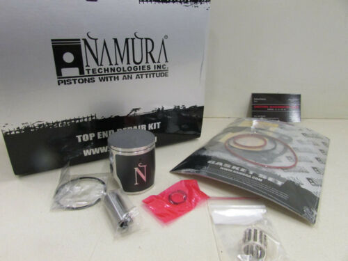 SUZUKI JR 50 41.96MM NAMURA TOP END REBUILD PISTON KIT 1978-2007