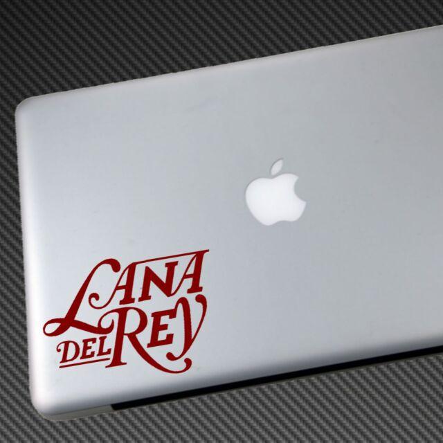 LANA DEL REY VINYL STICKER CAR DECAL laptop shirt cd poster blue jeans tickets