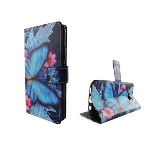 Samsung-Galaxy-S7-Edge-Huelle-Case-Handy-Cover-Schutz-Tasche-Schutzhuelle-Blau