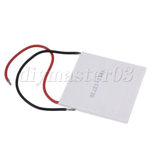 TEC1-12730 253W 62mm Thermoelektrische Peltier Kühler Platte für CPU Car Drink
