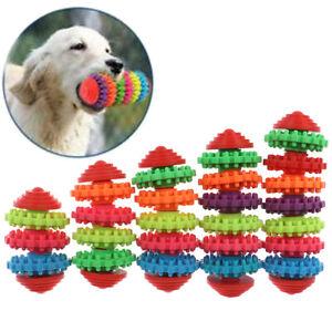 Gomma-Colorata-Denti-Sani-Dentale-Cucciolo-Giochi-Cane-da-masticare-Giocattoli