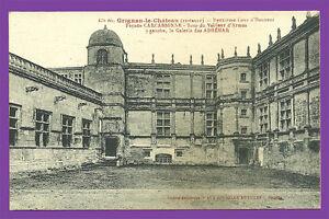 CPA-26-GRIGNAN-Le-Chateau