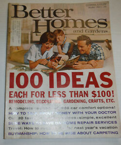 Better Homes 100 Ideas Bargain Decorating 2015 Magazine Thrifty Chick