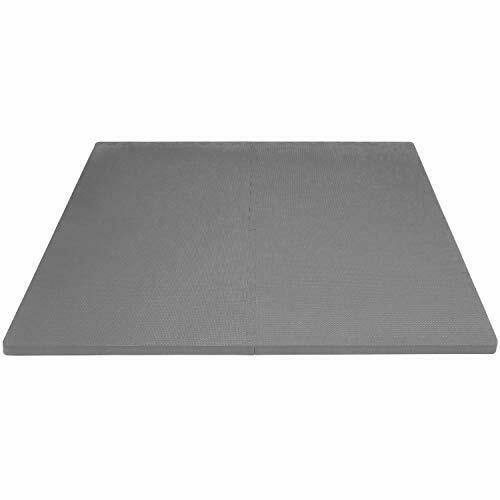 Extra Thick Puzzle Exercise Mat 1 Inch