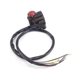 Honda-Handlebar-Switch-Assembly-Engine-Starter-Start-Stop-Run-Kill-CB360-CB-360