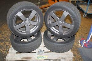 Radsatz-Raeder-Ford-Focus-III-3-Dezent-TD-Ganzjahres-Reifen-225-45-R17-7-5x17-48