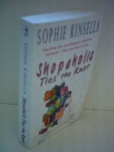 4-Shopaholic-Books-by-Sophie-Kinsella-Ties-the-Knot-Confessions-of-a-Shopahol