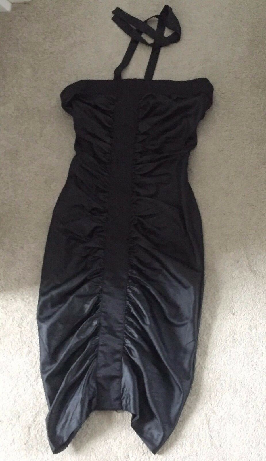 20510068b5 MISS SIXTY BOOBTUBE DRESS