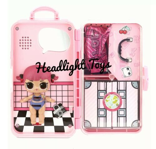 1 LOL Surprise Style Suitcase CHERRY Interactive Doll Lights Sounds OMG In Hand