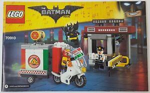 LEGO-BATMAN-MOVIE-70910-Manuale-di-Istruzioni-Solo