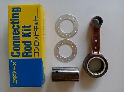 KTM250 SX//EXC 2000 Mitaka Bottom End Rebuild Kit PROX Rod Gaskets Bearings Seals