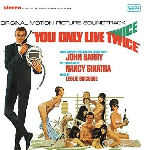 You Only Live Twice / O.S.T. (2015, Vinyl NEUF)