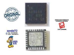 Integrato Smd Texas Instruments Chip Sn608098 Sn 608098 Qfn32 Nuovo Originale