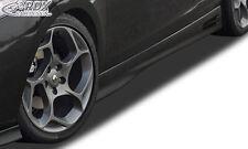"""RDX Seitenschweller RENAULT Megane 3 Coupe Schweller """"GT4"""" Set Spoiler"""