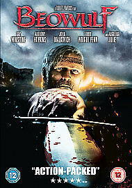 1 of 1 - Beowulf (DVD, 2008) Ray Winstone Angelina Jolie - Animated Action Fantasy MINT!!