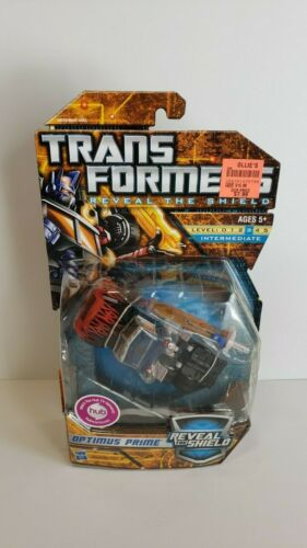 * NEW IN BOX Transformers Reveal The Shield Optimus Prime Deluxe Class NEW IN BOX *