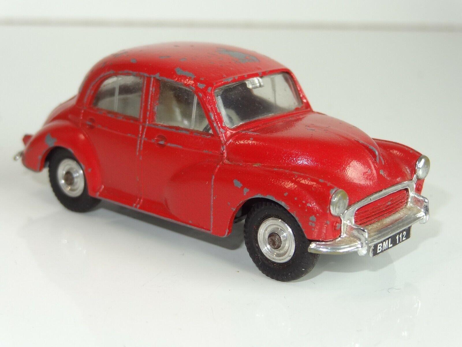 Triang punto en 289 Morris Minor 1000 muy rara Rojo (217)