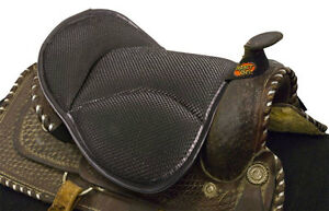 NEW MESH Impact Gel Seat Saver Extreme Comfort Non Slip Bottom with Band