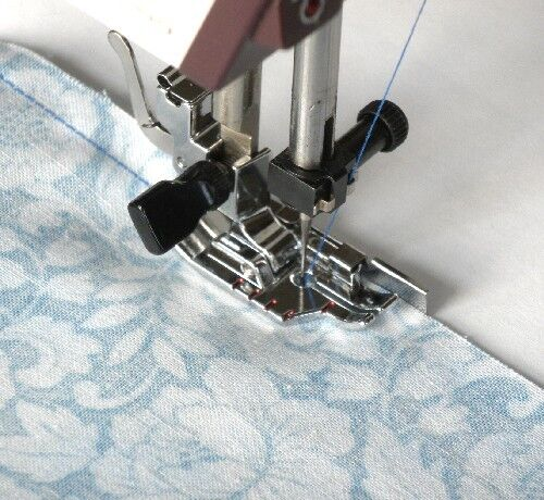 Brother Quilting Foot With Guide F40 By Spotlight EBay Classy 1 4 Inch Sewing Machine Foot