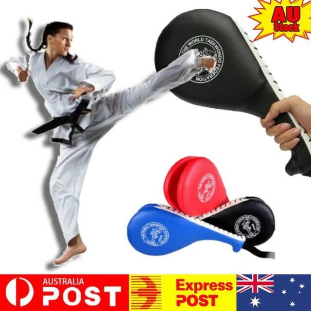 Black Taekwondo Kick Pad Kick Pad Target Durable Taekwondo Martial Arts Boxing Training Pad Karate Kickboxing TKD Kicking Pad Practice