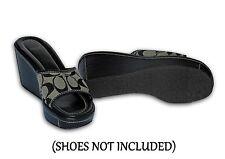 DIY Black Bottom Shoes - Black Sticker Kit to Repair/Renew Flats