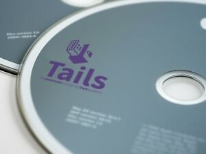 Tails Linux 4.14 Live DVD for Tor and Darknet access