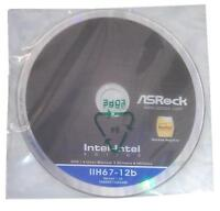 Original Treiber Asrock H67de3 3 Cd Dvd Ovp Neu Windows Xp Vista 7 H67m-ge H67m