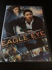 Eagle Eye Dvd 2008 2 Disc Set Special Edition Sensormatic For Sale Online Ebay