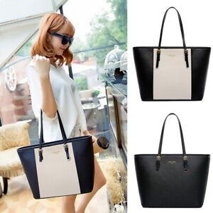 Womens-Retro-Large-Capacity-Shoulder-Bag-Tote-Shopper-Bag-Crossbody-Handbags-SH