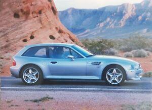 BMW-M-Coupe-Colour-Werkfoto-Press-Photograph-1998