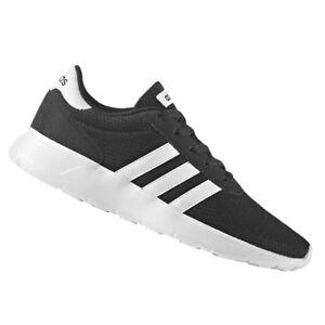 Adidas Lite Racer CF cloadfoam zapatos negro hombre 's zapatilla gimnasio zapato