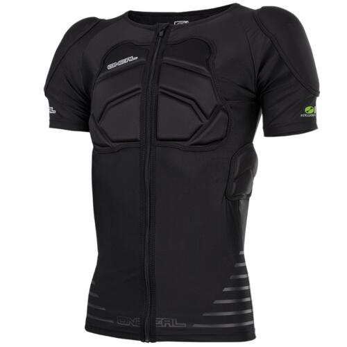 ONeal STV Protektor Hemd Shirt Kurzarm Moto Cross DH MTB MX Mountain Bike Jacke