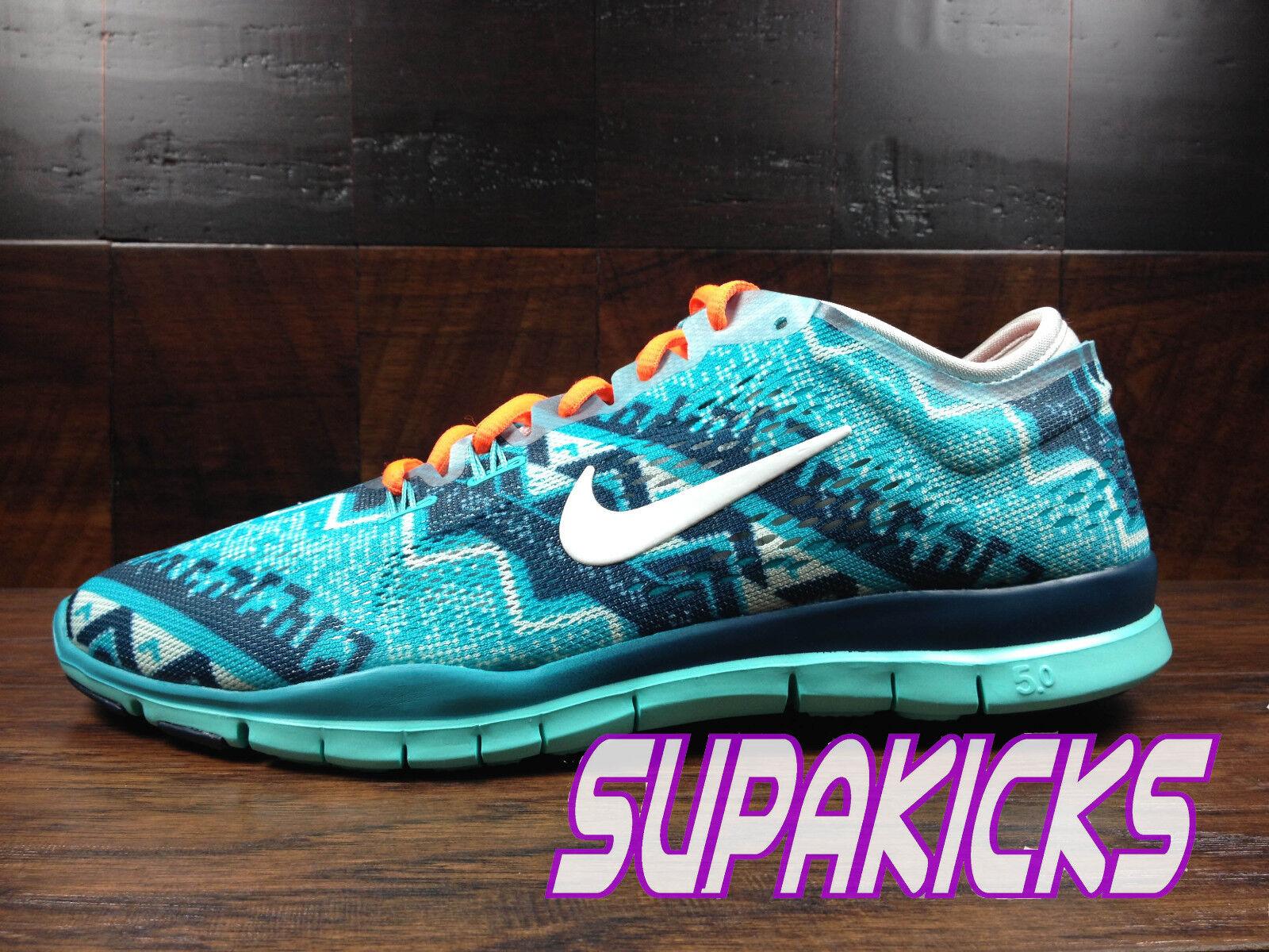 Nike Free 5.0 TR 4 FIT 4 TR Mujer (Luz Fresno/carmesí/azul) Crossfit [629832-009] bcad75