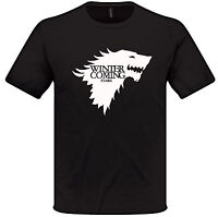 Winter is Coming - T-shirt Haus Stark Game of Thrones