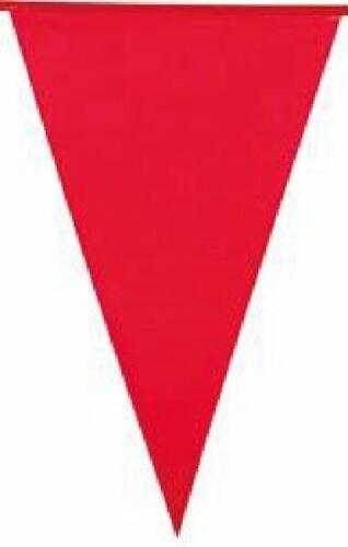10m//20 Banderas Banderas Banderines Decoración Fiesta de banderines de color partes Bandera