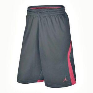 010 Dri Pantaloncini rosso basket da Air Pantaloncino Jordan nero da basket autentico 846753 fit awRIZnfOqZ