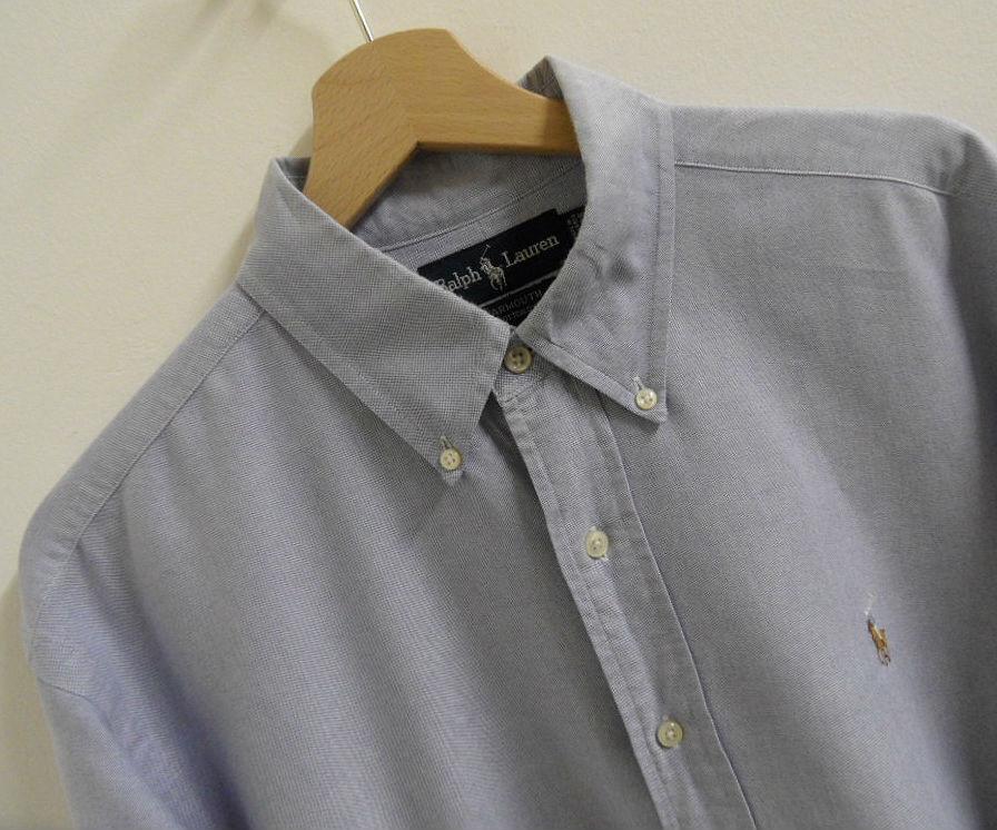 Mens Ralph Lauren Yarmouth Long Sleeve Shirt Size XL 16  35 Original   A237
